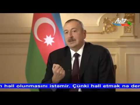 Ильхам Алиев про Карабах. Пути решения этого конфликт. Ilham Aliyev about Karabakh.
