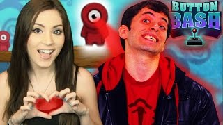 RAGE FILLED EYES WITH MELONIE MAC (Smosh Games Button Bash)