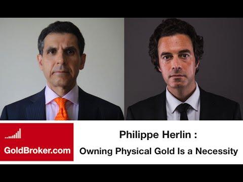 Philippe Herlin: Chinese Crisis, Gold Demand and Banishing Cash