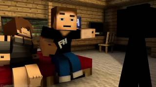 Touch my body challenge and fraud (Minecraft Animations)