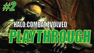 BACK TO THE 26TH CENTURY. Halo: Combat Evolved Gameplay Part 2