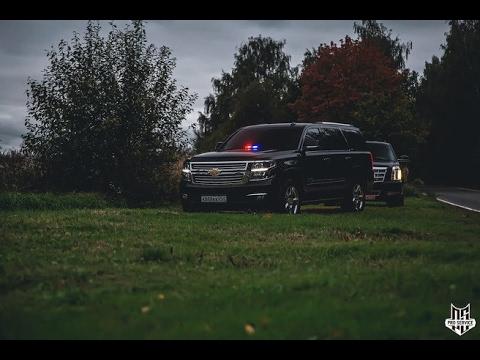 Доработка Chevrolet TAHOE за 4.500.000 рублей. Фетиш Воротникова. Руль из меха для кожника.