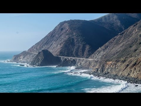 Pacific Coast Highway - Route 1 (California Road-trip)