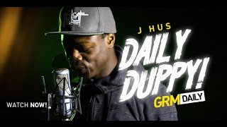 J Hus - Daily Duppy S:04 EP:15 | GRM Daily