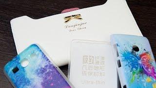 Женская сумка-кошелек. Чехлы для телефона. Бесплатный Посредник.