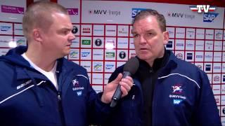 Coaches Corner - Adler Mannheim vs. ERC Ingolstadt