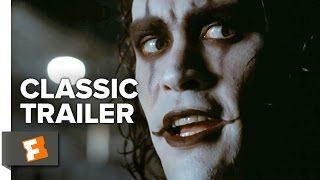 The Crow (1994) - Official Trailer