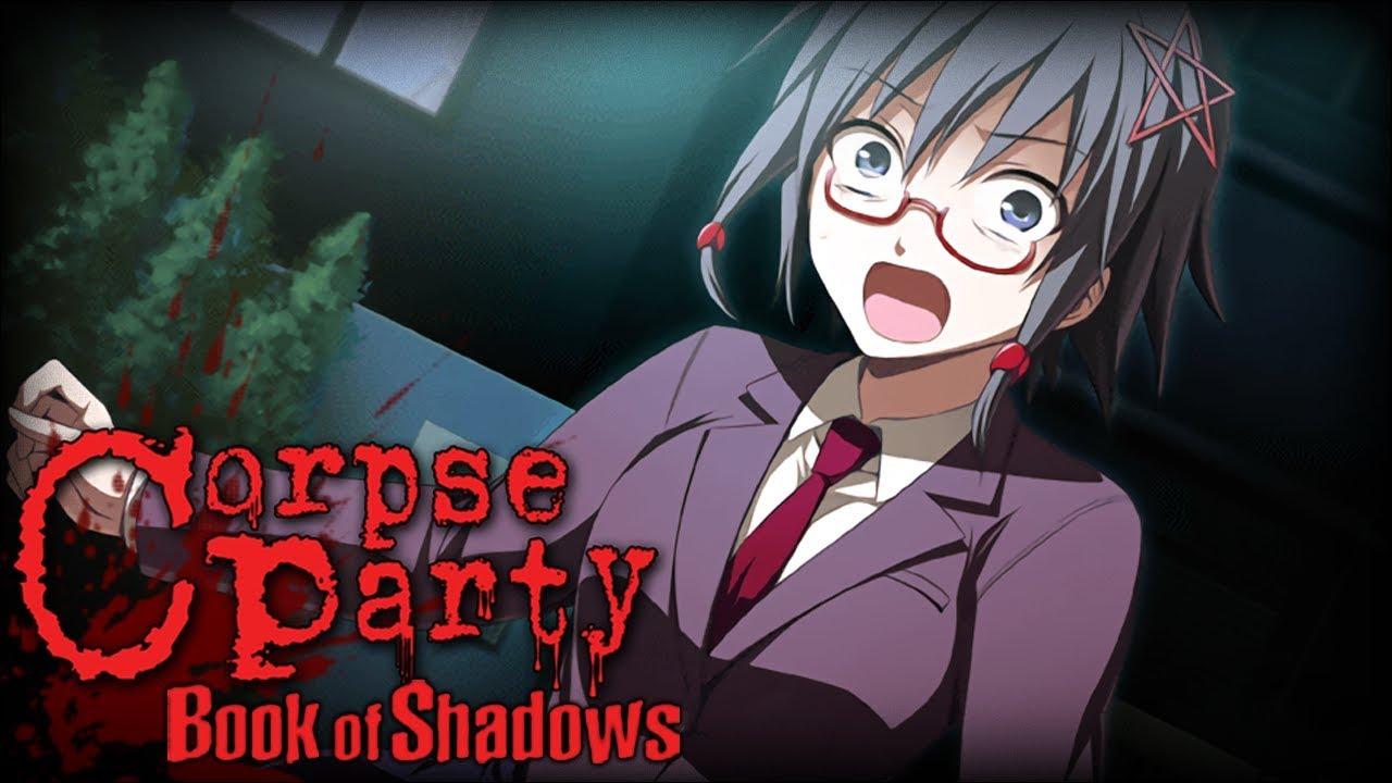 Corpse party book of shadows gogh