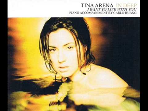 Tina Arena - I Want to Live With You