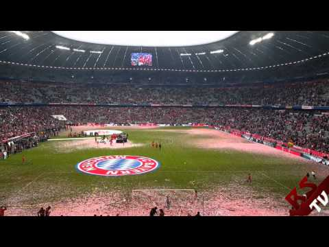 FC Bayern - Imagine Dragons - Shots / Allianz Arena [Meisterfeier 14/15 | 23.05.15]
