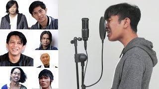 Menirukan 25 Suara Penyanyi Indonesia