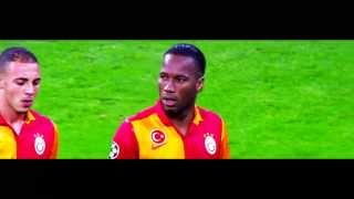 Didier Drogba vs Real Madrid Show HD 720p