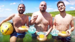 Denizin İçindeyken Kullanabileceğiniz 3 İlginç Ürün