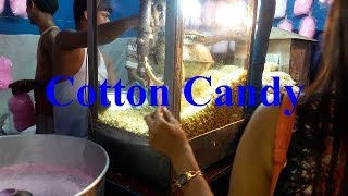 Cotton Candy ll Indian Street Food ll Candy lover of Durga Puja