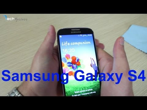 Samsung Galaxy S4 Full Hands on Review [Greek]