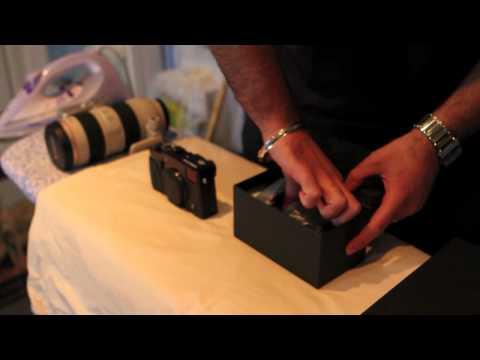 Fuji X-Pro1 Overview (+35mm f1.4. Flash & Handgrip!)