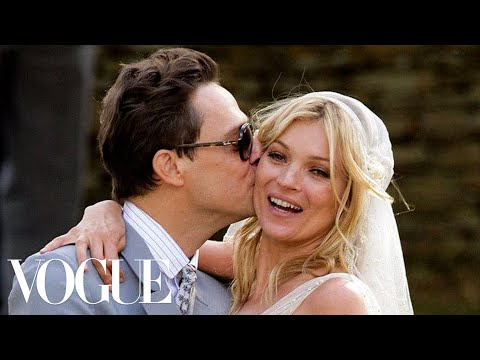 Exclusive Video: Inside Kate Moss's Wedding - Vogue Diaries