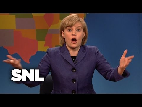 Weekend Update: Angela Merkel - Saturday Night Live