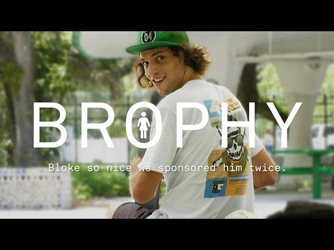 Andrew Brophy | Bloke So Nice, We Sponsored Him Twice