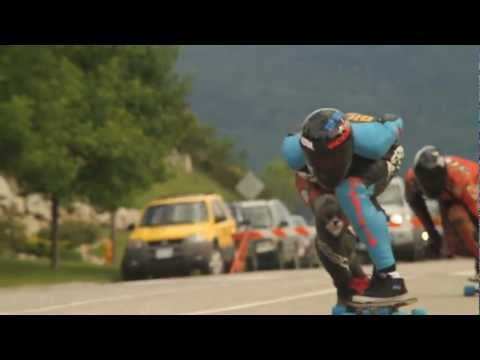 Canada Adventures with William Royce and Jonas Richter - Vernon DH - Part 3 - Bustin Boards