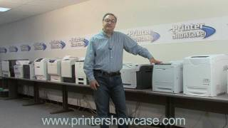 Color Laser Printer Review for the small office 2011