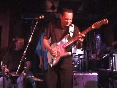 Jeff Healey, Enrico Crivellaro, David Rotundo in Toronto 2003 - Must Have Been The Devil