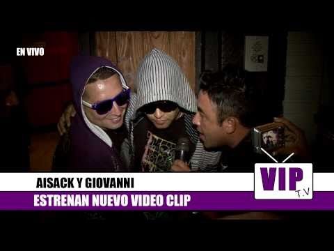 Cuentero - Muy Top - Aisack & Giovanni (music video) HD