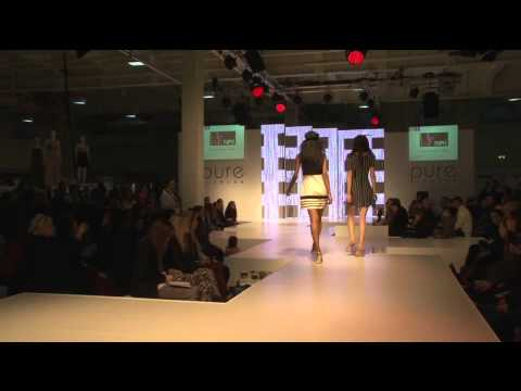 Yumi Catwalk - Pure London February 2012