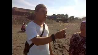 Penemuan Batu Gaib Pantai Glagah