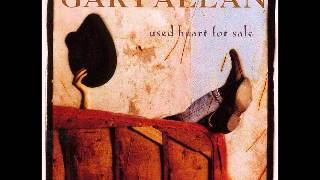 Watch Gary Allan Used Heart For Sale video