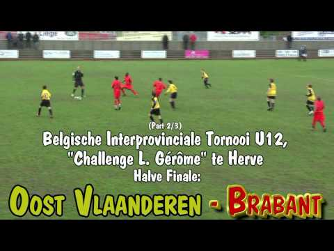 Part 2, Interprovinciale Tornooi Belgie,