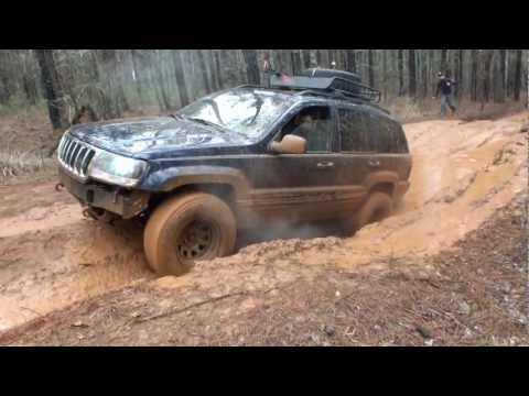 2000 jeep grand cherokee at Durham town V8 wj Off roading