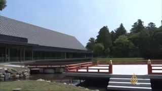ترميم معبد إيسيه المقدس لدى اليابانيين
