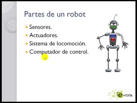 Curso de Robotica Video Tutorial 1