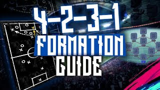"FIFA 19: 4-2-3-1 FORMATION GUIDE - DIE FORMATION DER ""PROS"""