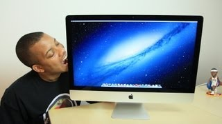 27 iMac Unboxing (Late 2012)