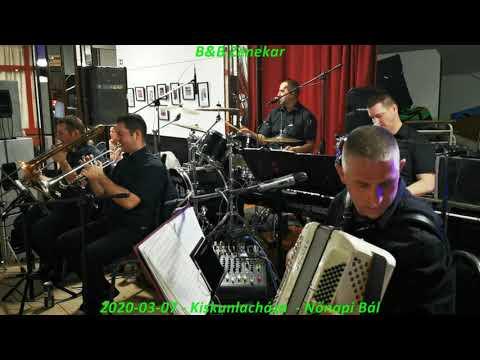 2020-03-07 - Kiskunlacháza - B&B Zenekar