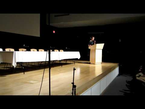 CHANNELS (2011 Edition) - Screening/Q&A With Squeaky Wheel (2011-12-11): Part 1