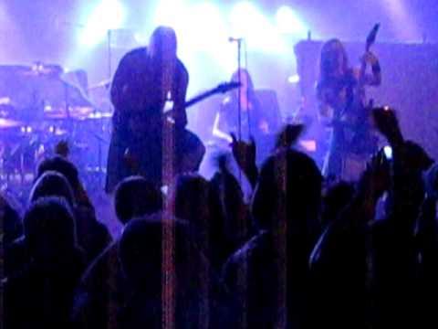 Ensiferum - LAI LAI HEI Live, Rytmikorjaamo, Seinäjoki, Finland 17.12.2010