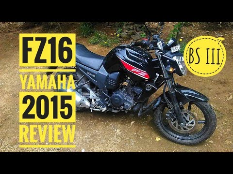 Yamaha FZ-16 Review 2015 Model In Kerala,Cochin.
