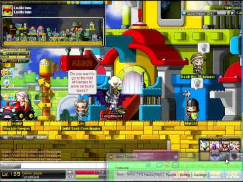 Stats - HiddenMS v111 Updating to V112 MapleStory Private Servers, Free Ser