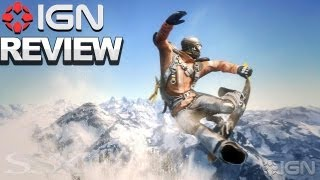 SSX Review - IGN Reviews