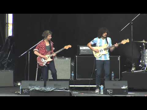 Pond - Giant Tortoise (Live) @ Music Wins Festival