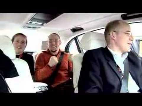 Test Drive BMW Hydrogen Car