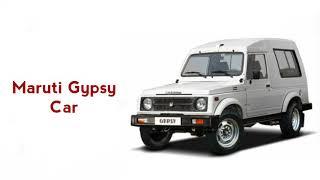 Maruti Gypsy King Hard Top MPI car features in Hindi
