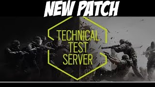 Rainbow Six Siege TTS Tomorrow - Welcome Console Players! Dedicated Servers Terrorist Hunt Party