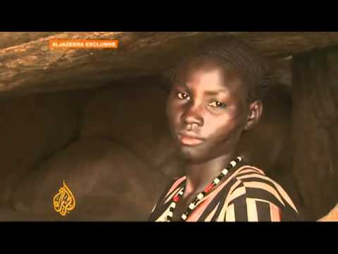 SUDAN. HUNDREDS OF THOUSANDS OF SUDANESE CHRISTIANS ARE BEING FORCED TO LEAVE