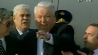 Ельцин и водка