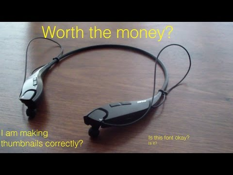 Mpow Jaws Bluetooth Headphones V4.1 Review
