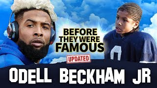 Odell Beckham Jr. | Before They Were Famous | Born To Be A NFL Legend